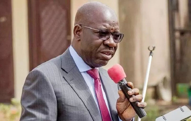 Godwin Obaseki is Governor of Edo State. He is not really friends with Oshiomhole (ThisDayLive)