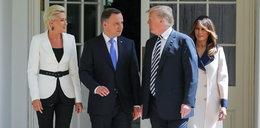 Para prezydencka zaproszona do Białego Domu