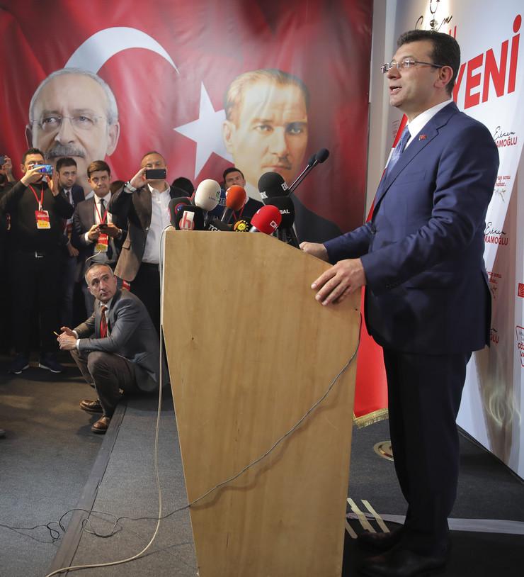 CHP, Turska, Ekrem Imamoglu