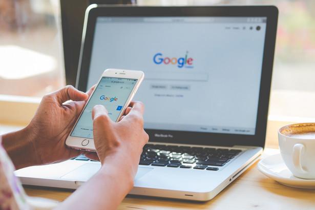 Z powodu pandemii cała gospodarka opiera się na cyfrowych platformach z Google'em na czele