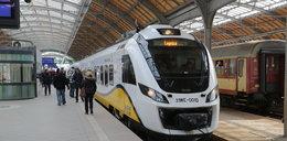Pojedziesz pociągiem z Wrocławia do Świdnicy
