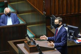 Premier: Chcę zaproponować uchwałę, w której będą ujęte wszystkie aspekty ws. budżetu UE