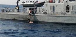 Odnaleźli kobietę 100 km od brzegu. Była skrajnie wycieńczona