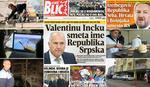 """""""EuroBlic"""" za 18.1. BAKIROVIM STOPAMA Incku smeta i ime Republika Srpska"""