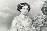 Julija Obrenovic, 1854.