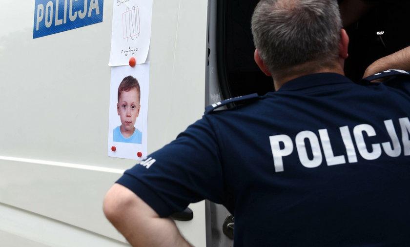 Grodzisk Maz.: zaginięcie Dawida Żukowskiego. Psycholog o ojcu