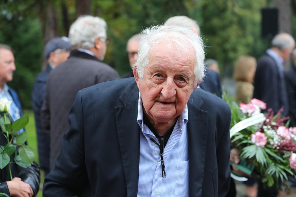 Ostatnie pożegnanie Janusza Głowackiego