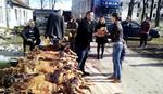 Božićne pečenice i paketi pomoći podeljeni socijalno ugroženim Nevesinjcima