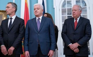 Czarnogóra stała się 29. członkiem NATO