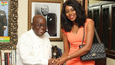 Yvonne Nelson labels celebrities who took money from politicians 'clowns'