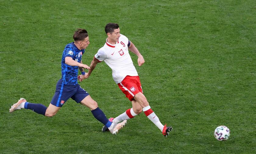 14.06.2021 POLSKA - SLOWACJA UEFA EURO 2021 PILKA NOZNA