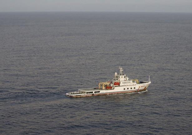 Poszukiwania malezyjskiego Boeinga. Fot. EPA/JASON REED/PAP/EPA
