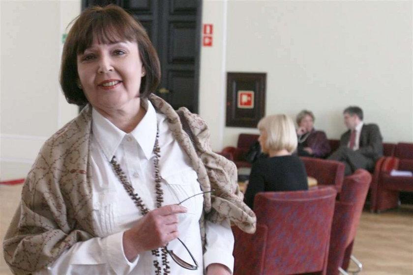 Jolanta Fedak, minister