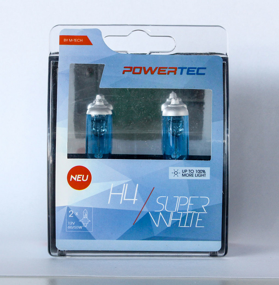 PowerTec SuperWhite цена 24,99 зл. / Комплект