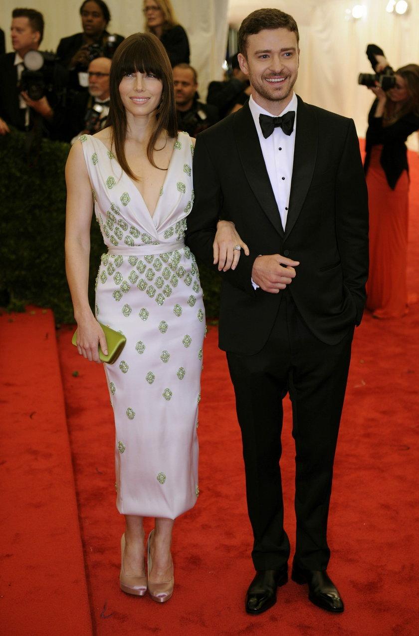 Biel i Timberlake mają syna