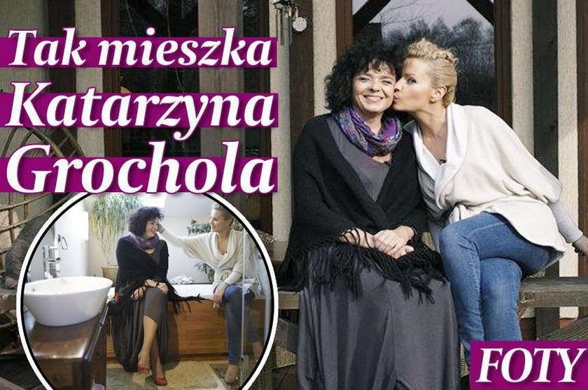 FOTY Tak mieszka Katarzyna Grochola
