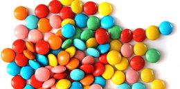 Sprzedaż M&M's w Szwecji zakazana pod karą grzywny