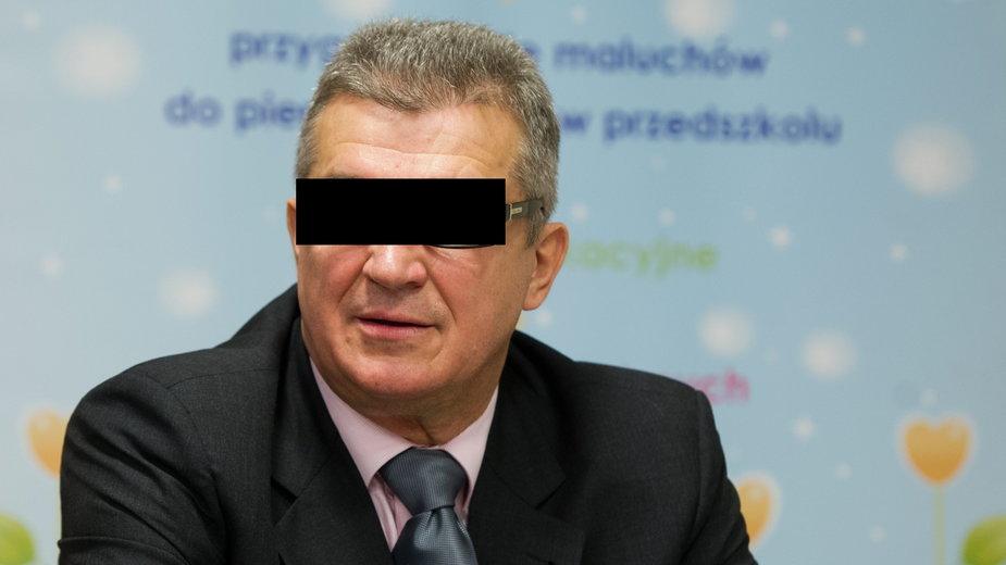 Naukowiec Zbigniew D. jest doskonale znaną postacią w środowisku piłkarskim w Łodzi