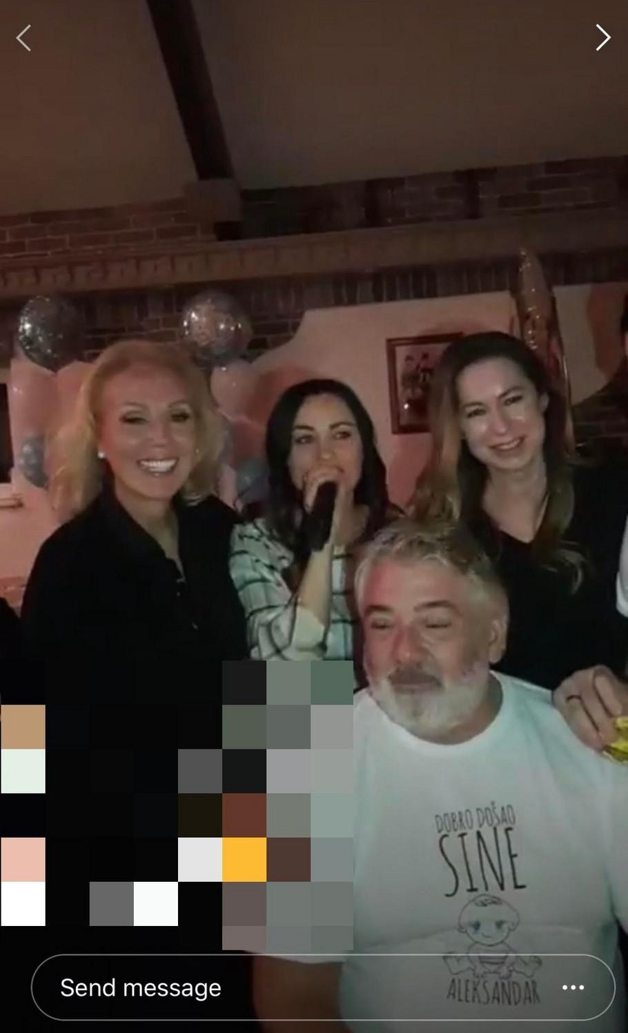 Brena, Borka, Zorica i Boba