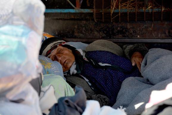 Oslobođeni civili iz Rake