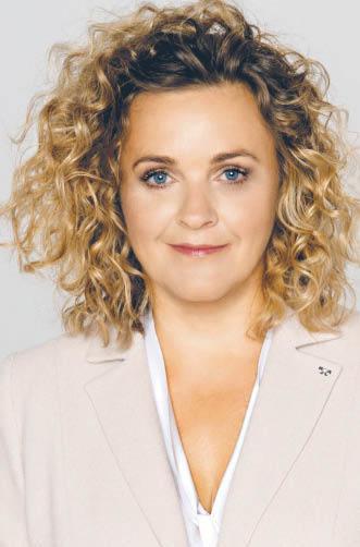Anna Rulkiewicz, prezes zarządu LUX MED  fot. Materiały prasowe