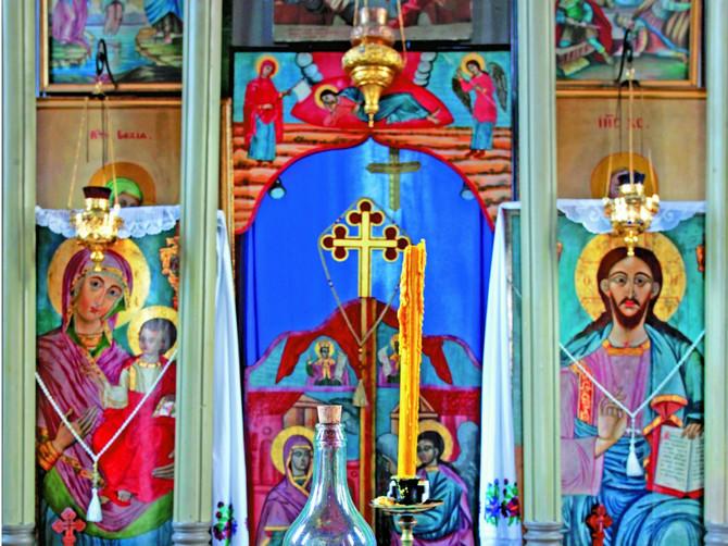 U selu kraj Beograda nalaze se dve ikone koje za vernike imaju ISCELITELJSKE moći.Ovde dolaze parovi iz celog sveta, a o legende o ČUDIMA se vekovima prenose