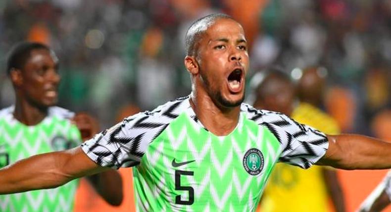 Nigeria beat South Africa