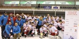 Sukces hokejowej młodzieży