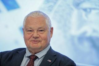 Glapiński: Decyzjami dotyczącymi polityki pieniężnej nie obniżymy tegorocznej inflacji [WYWIAD]