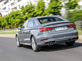 Audi A3 sedan 2.0 TDI - dobre auto w złej cenie