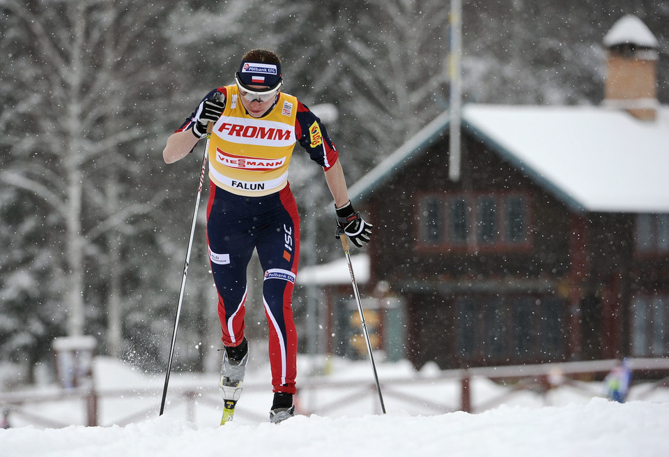 SWEDEN NORDIC SKIING WORLD CUP