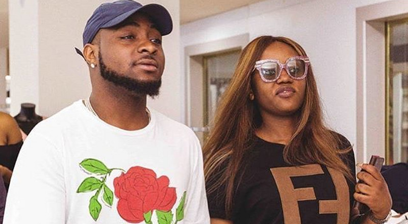 Davido's partner, Chioma tests positive to coronavirus