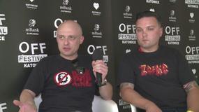 OFF Festival 2012: wywiad z zespołem Apteka