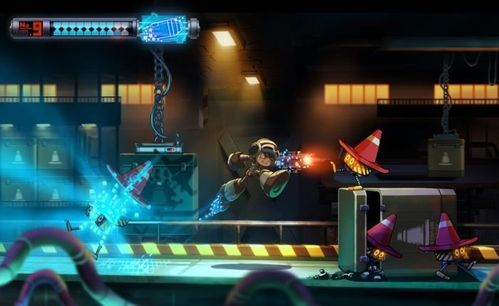 11. Mighty No. 9