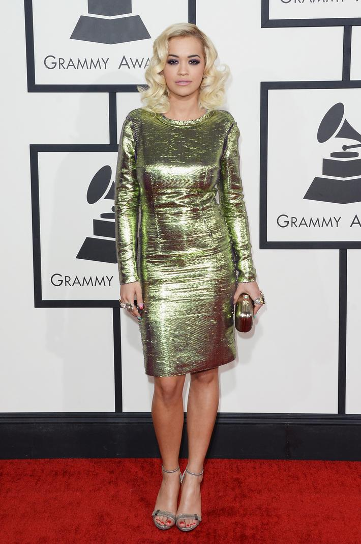 Rita Ora - Grammy Awards