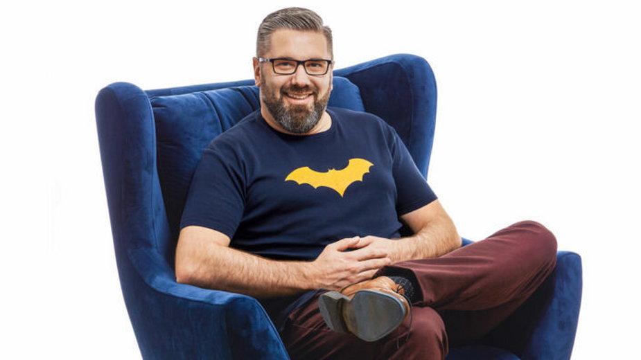 Paweł Tkaczyk, fot. Krzysztof Zaleski