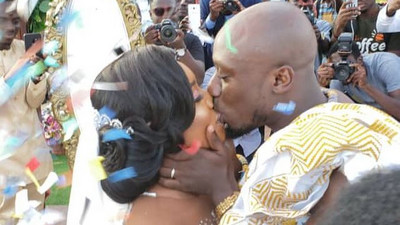 In the midst of the shame, you found the courage to stand by me - Eugene Osafo to wife