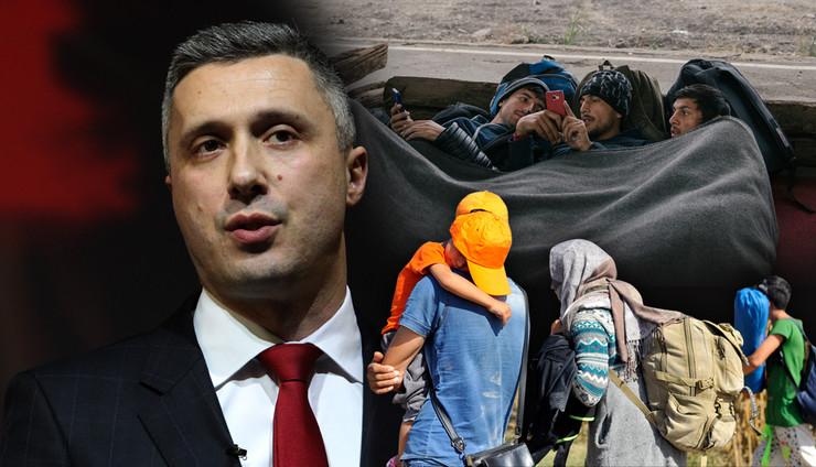 bosko migranti v2 foto RAS Vladimir Zivojinovic, Petar Dimitrijevic, Oliver Bunic