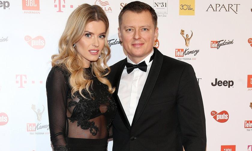 Rafał Brzozowski rozstał się z narzeczoną. Wydali z Anną oświadczenie