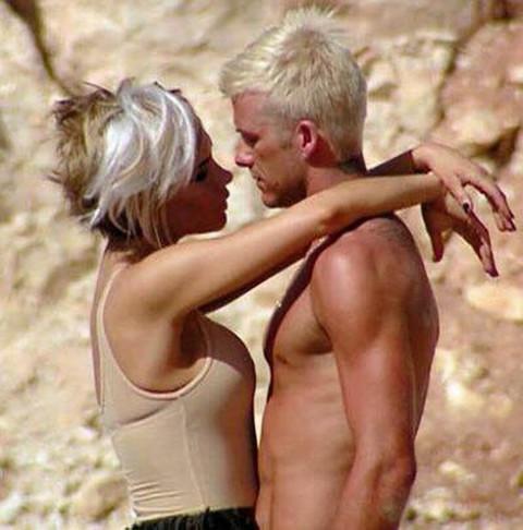 Prepoznajete li koji je slavni par na ovoj slici?