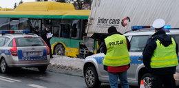 Osiem osób rannych w wypadku Bojszowach