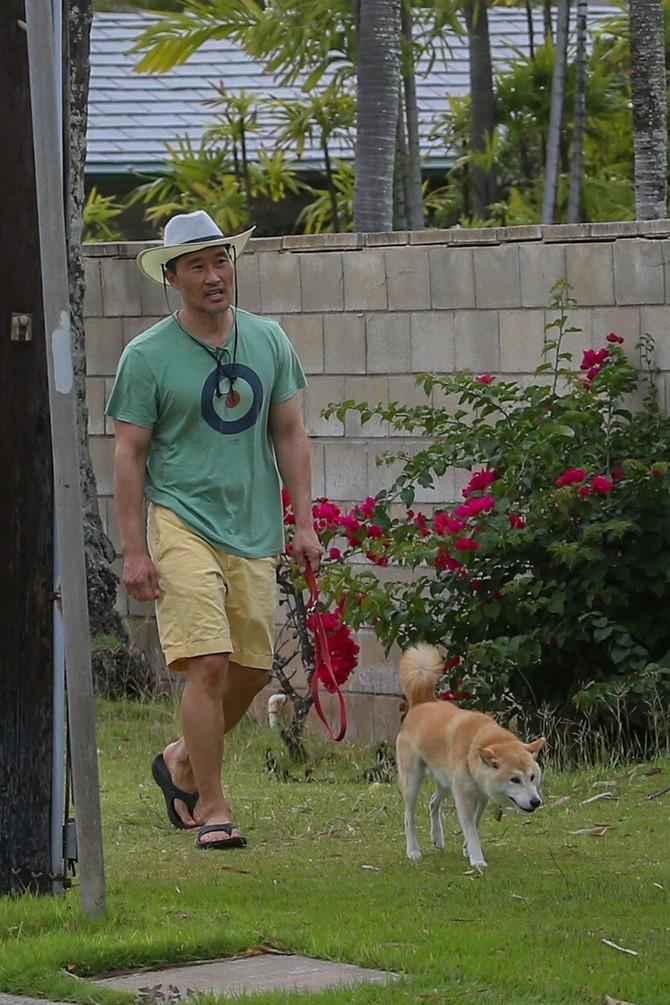 Danijel De Kim na Havajima