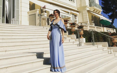 VRIŠTALA USRED RESTORANA: Snežana Dakić doživela peh neposredno pred venčanje Piksijeve ćerke! (VIDEO)