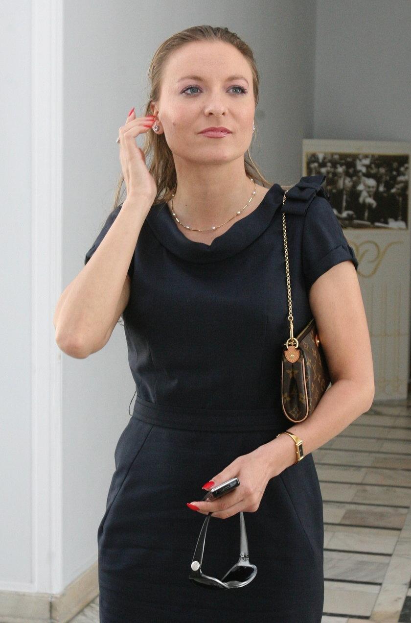 Sandra Lewandowska, była posłanka Samoobrony