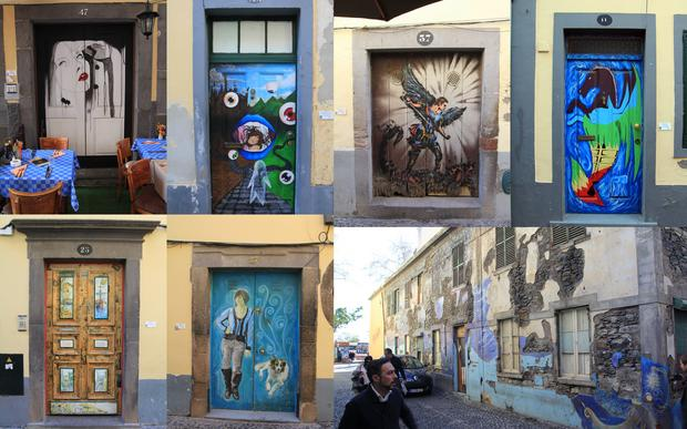 Arte de Portas Abertas