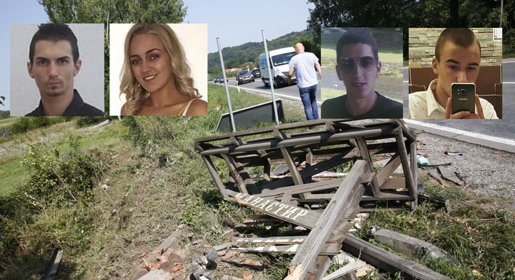 U sudaru na Ibarskoj magistrali poginule četiri osobe