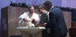 Wielki dzień małej Ashy-Leigh. Joanna Krupa ochrzciła córkę