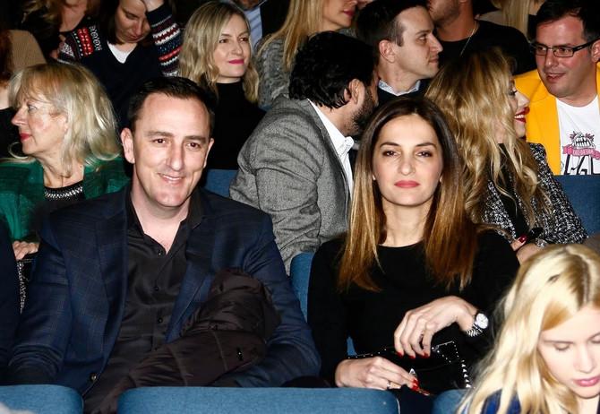 Sergej i Kristina Ćetković