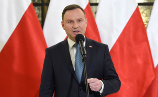 Andrzej Duda o programie 500 plus: 'Spowodował, że wielu ludzi wygląda dzisiaj lepiej'
