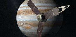 Juno już na orbicie. Zbada Jowisza